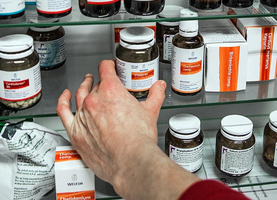 Vidarkliniken försvarar sina läkemedel