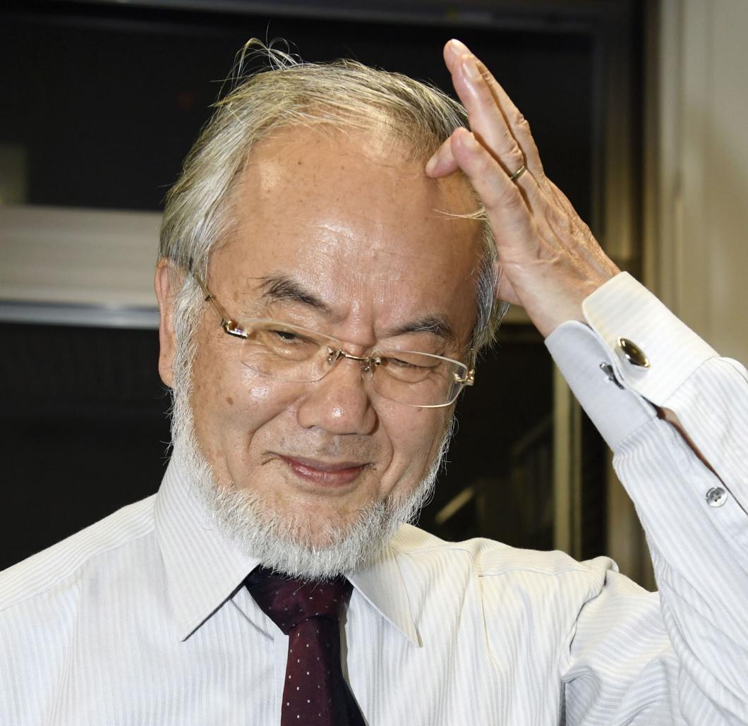 Årets Nobelpris till medicinsk grundforskning