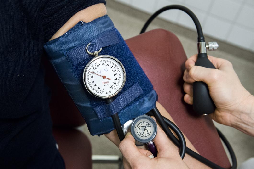 Hälsoundersökningar har räddat hundratals liv