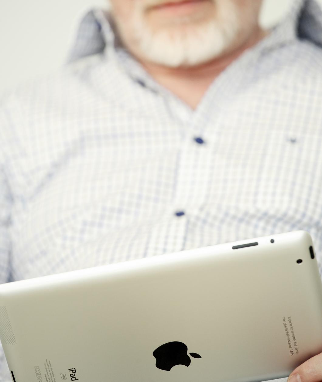 Ny app ger äldre inom hemsjukvården egenmakt