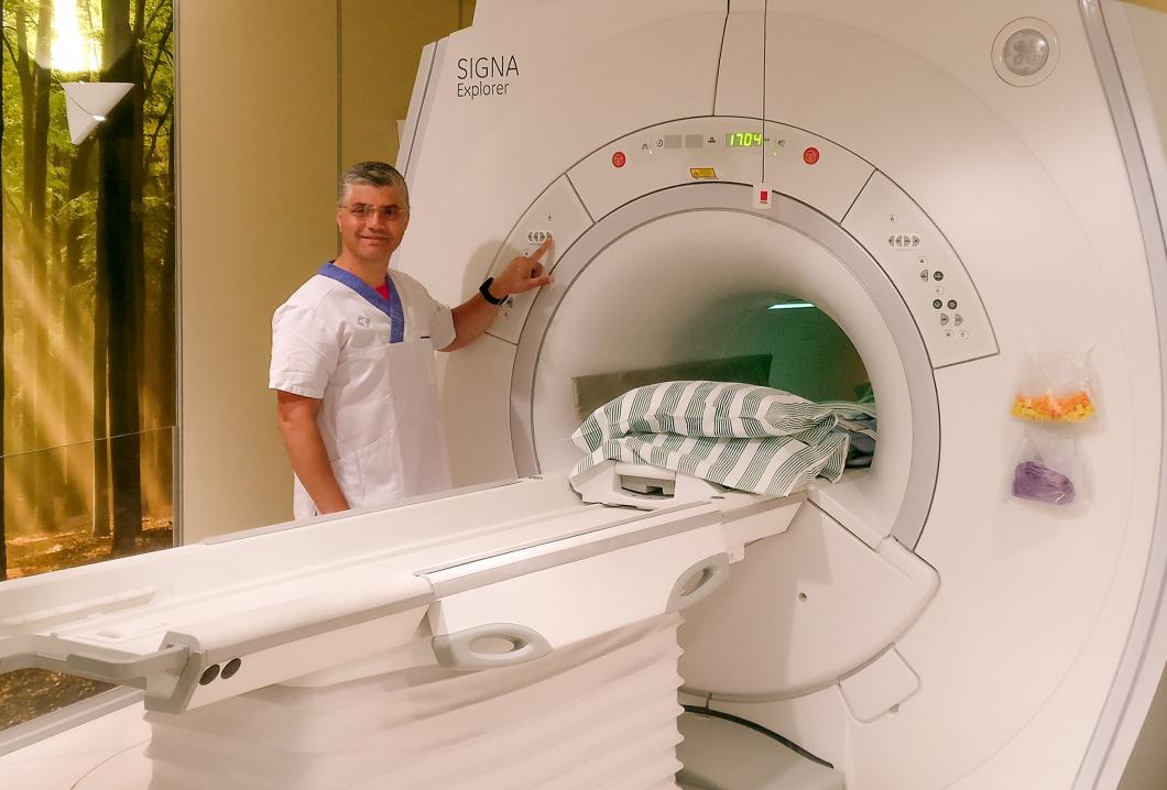 Röntgensjuksköterskan kan underlätta med personcentrerat stöd