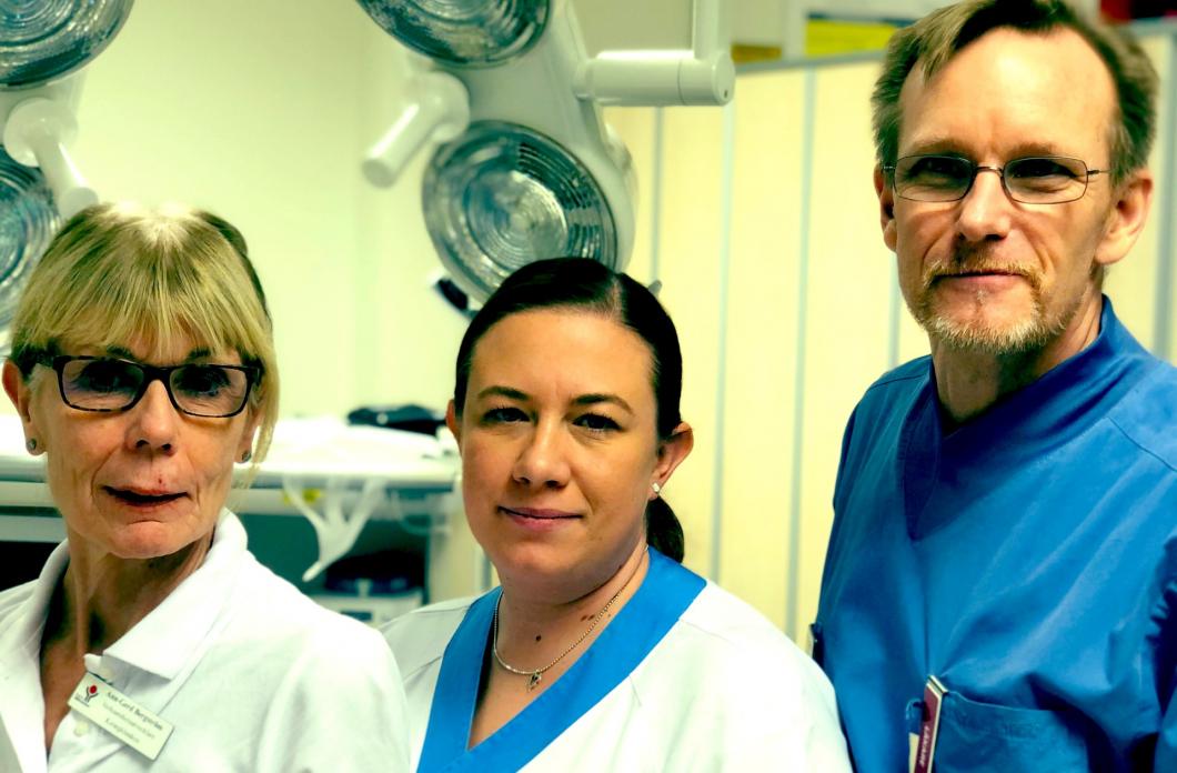 Sjuksköterskor vill stoppa livsfarligt våld bland unga