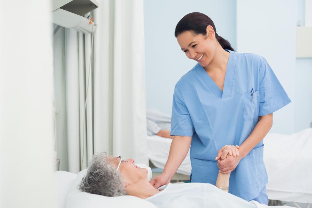 Engagemanget på jobbet viktigast för sjuksköterskor