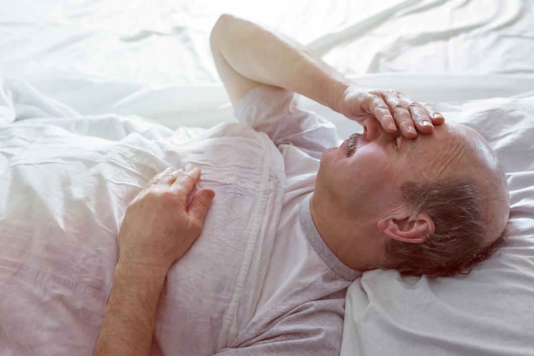 Få vet hur de ska hjälpa patienten sova bättre