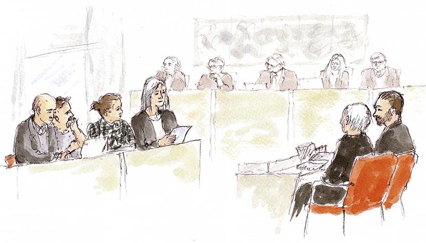 Åklagaren överklagar inte domen i barnmorskefallet
