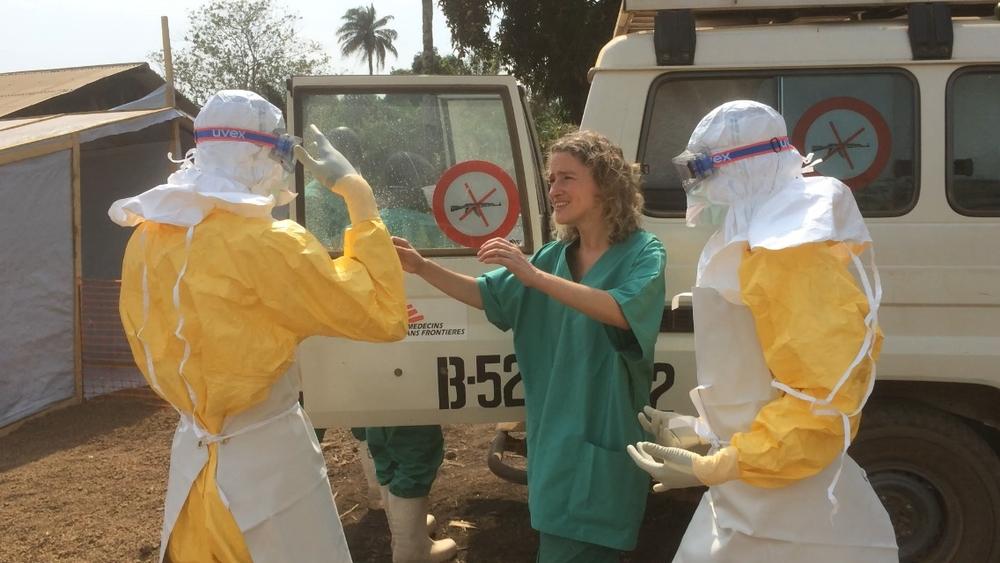 Ebola-utbrottet i Västafrika ännu inte under kontroll