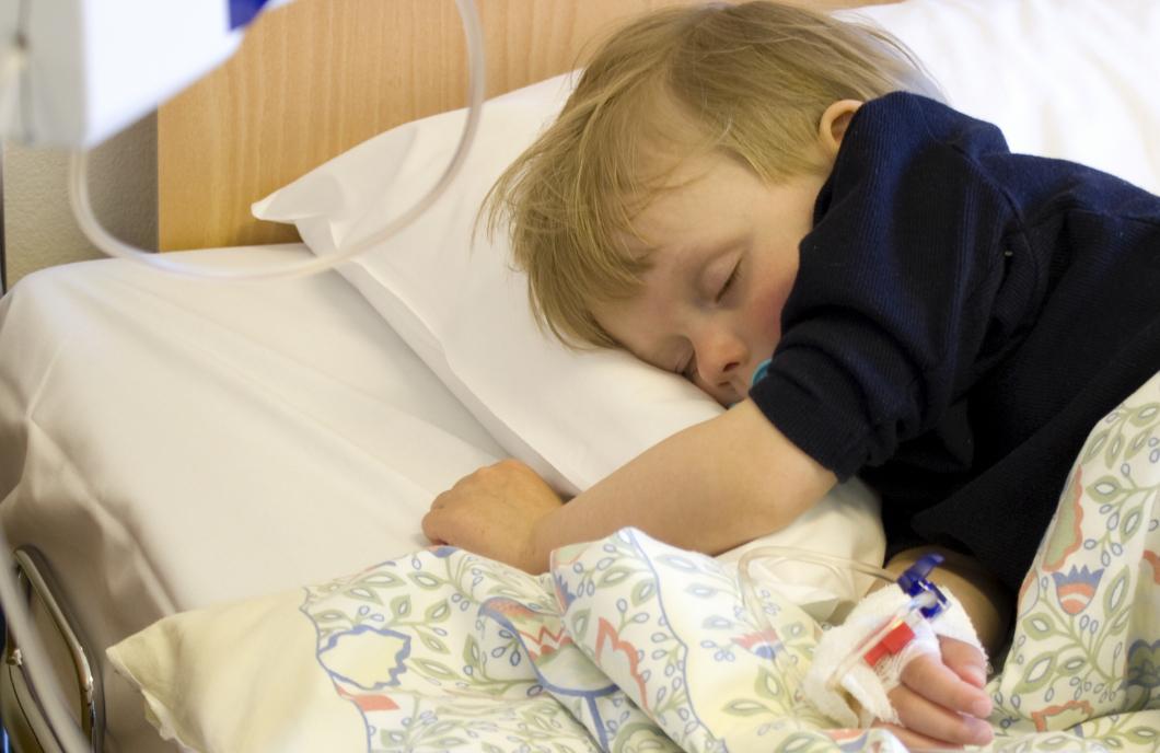 Barn får köa för operation på Astrid Lindgren
