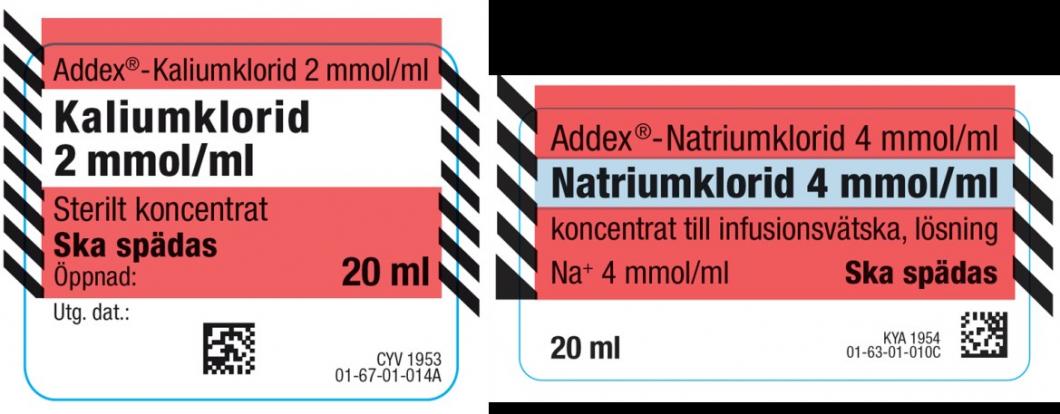 Ny märkning av läkemedel testas