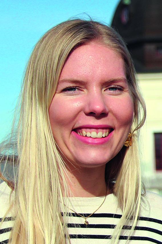 Svenska idéer sprids på kongress