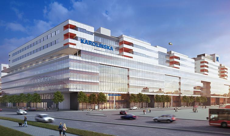 Stora förändringar väntar sjuksköterskor på Nya Karolinska