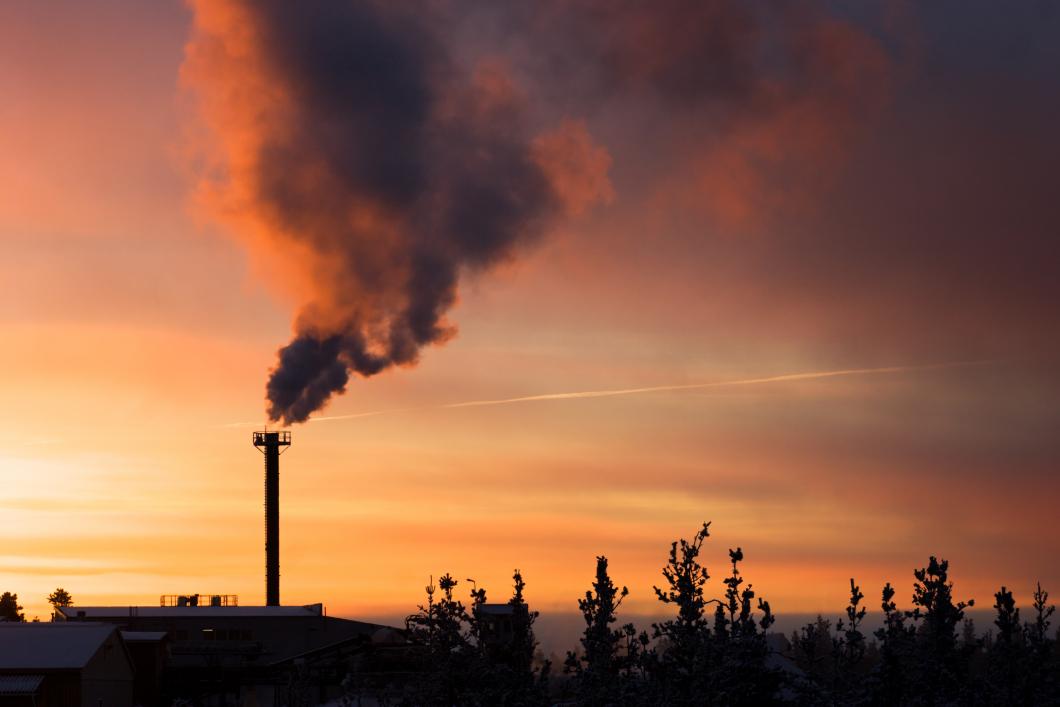 Även måttliga luftföroreningar kan ge låg födelsevikt