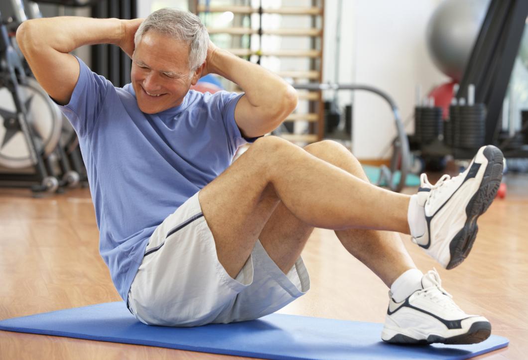 Fysisk aktivitet på recept ger effekt