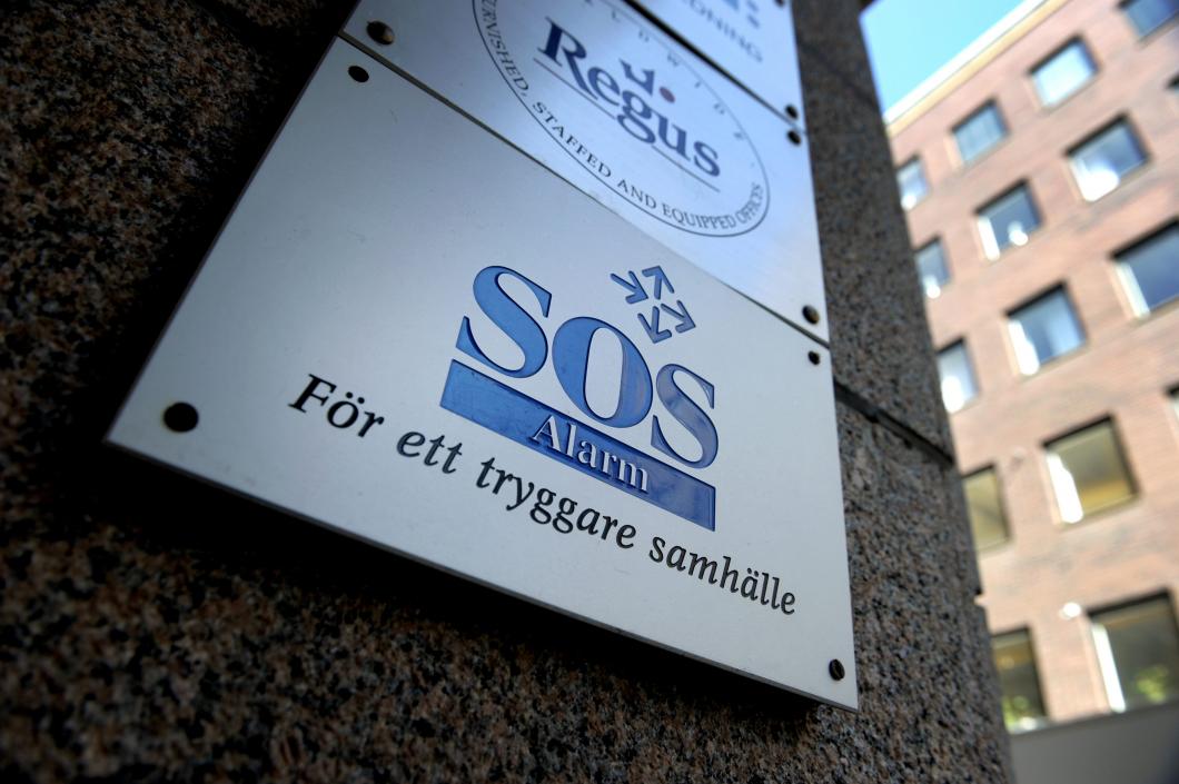 SOS Alarms vd får lämna sin post