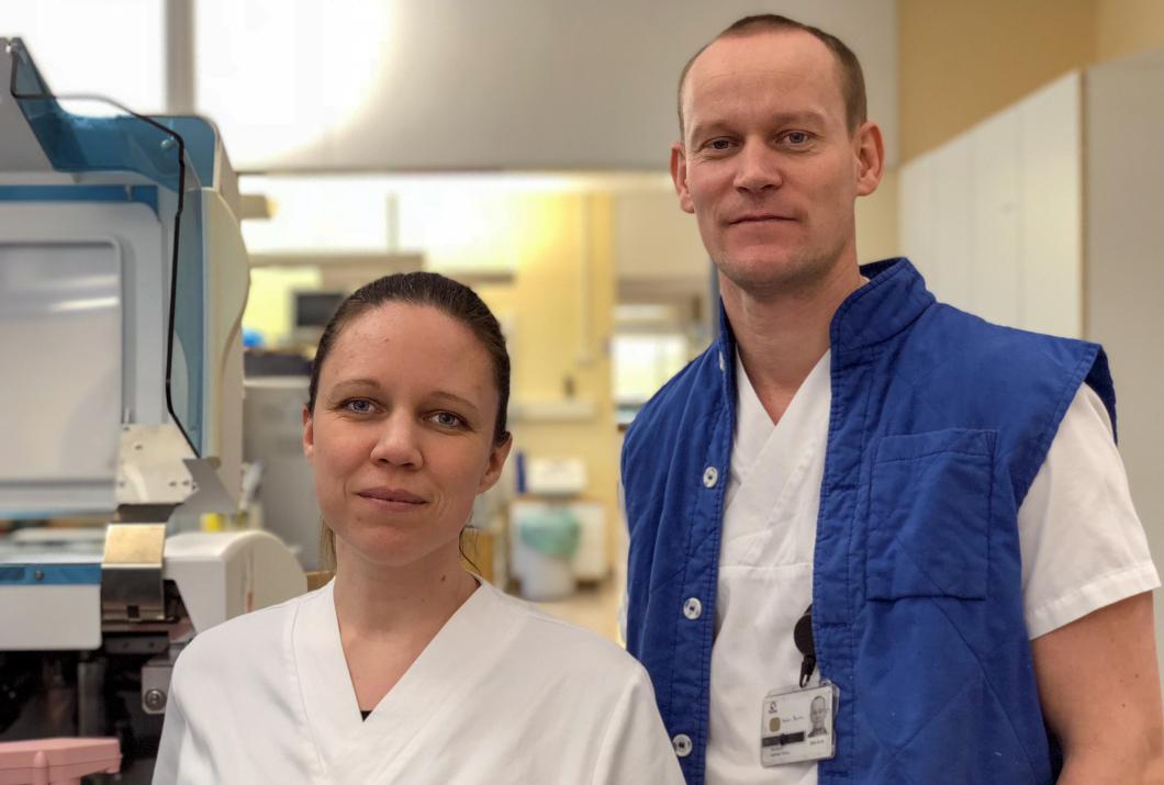 670 biomedicinska analytiker kräver bättre villkor