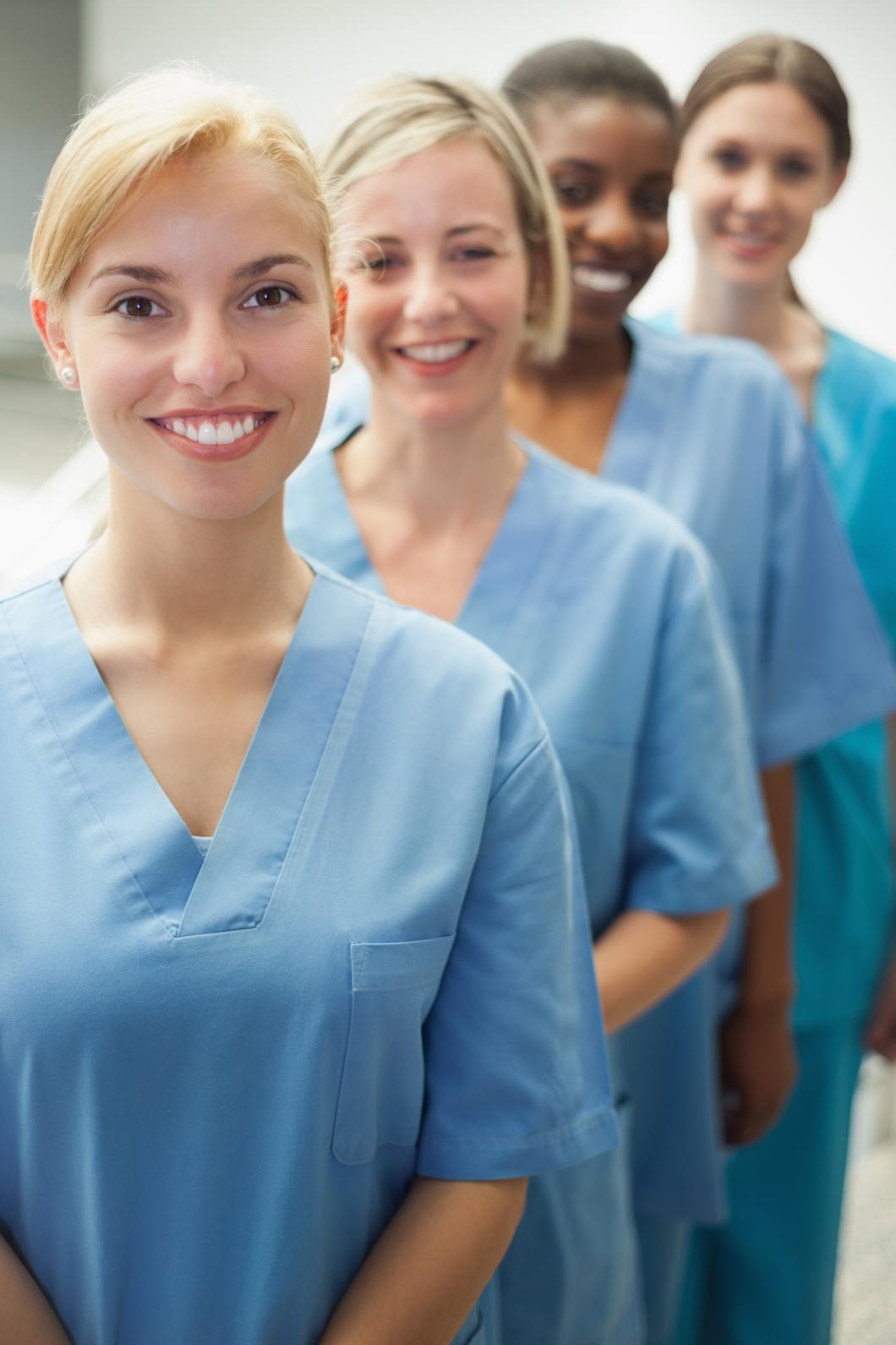 England. Nu publicerar sjukhusen siffror på antalet sjuksköterskor