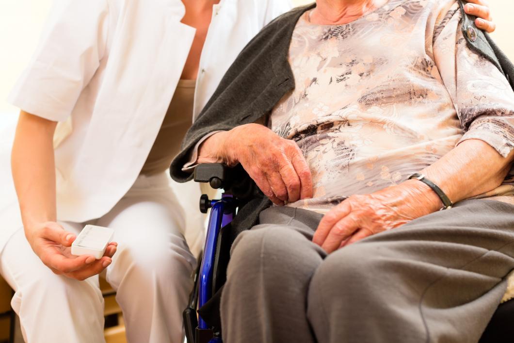 Ny specialistutbildning inom demensvård