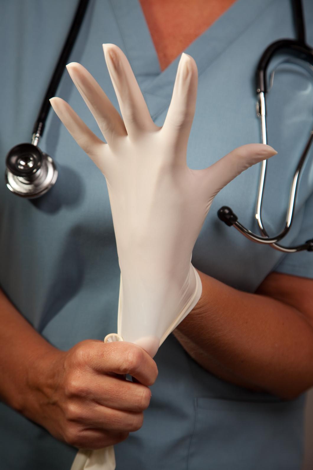 Handeksem tycks öka i vården