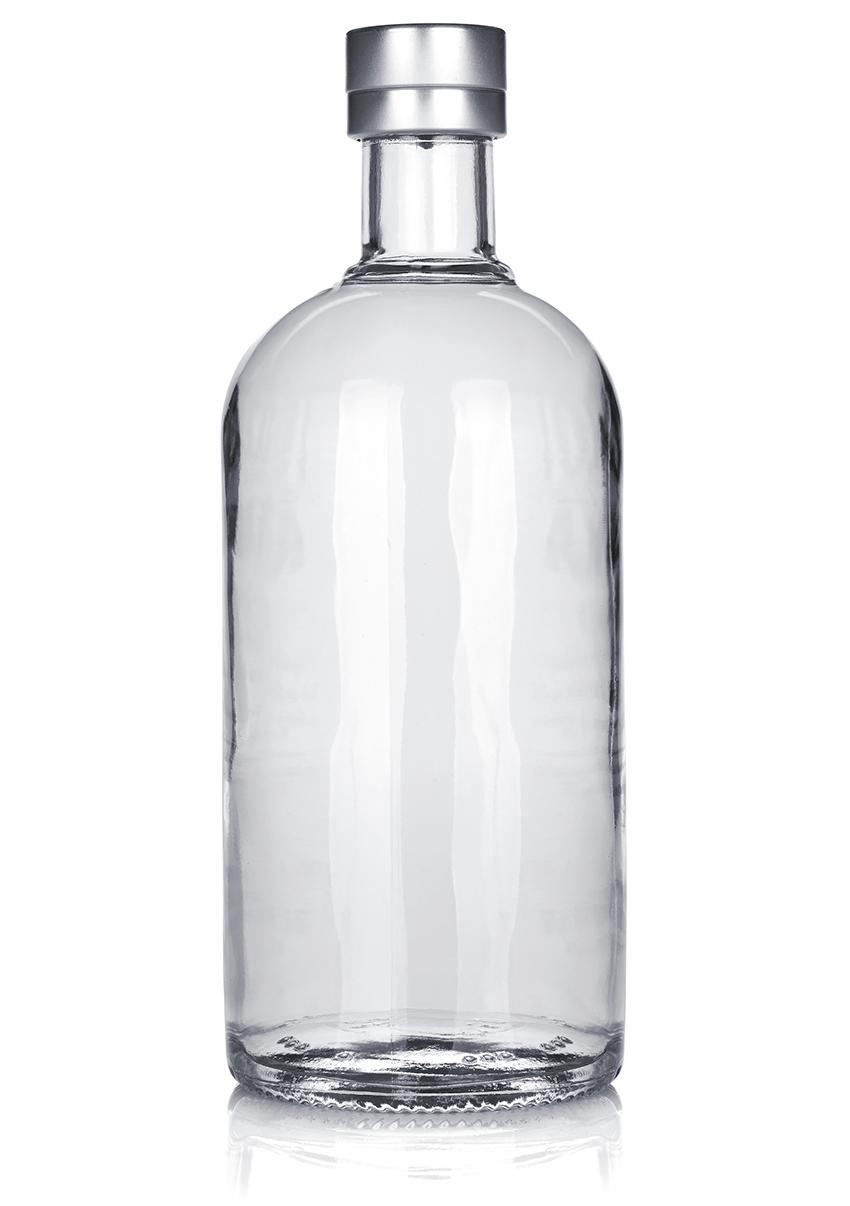 Den sista flaskan sprit
