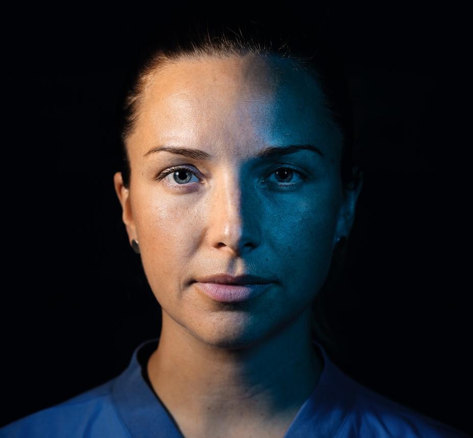 Varannan sjuksköterska jobbar skift