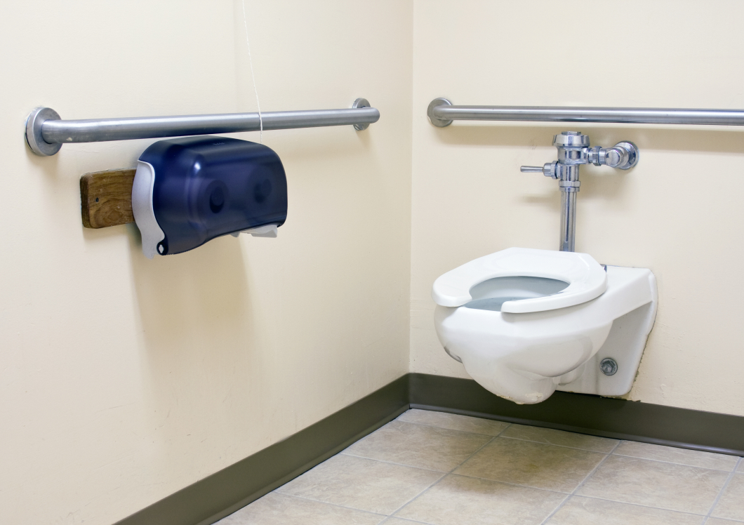 Enzymer ska rena sjukhusets toaletter från läkemedel