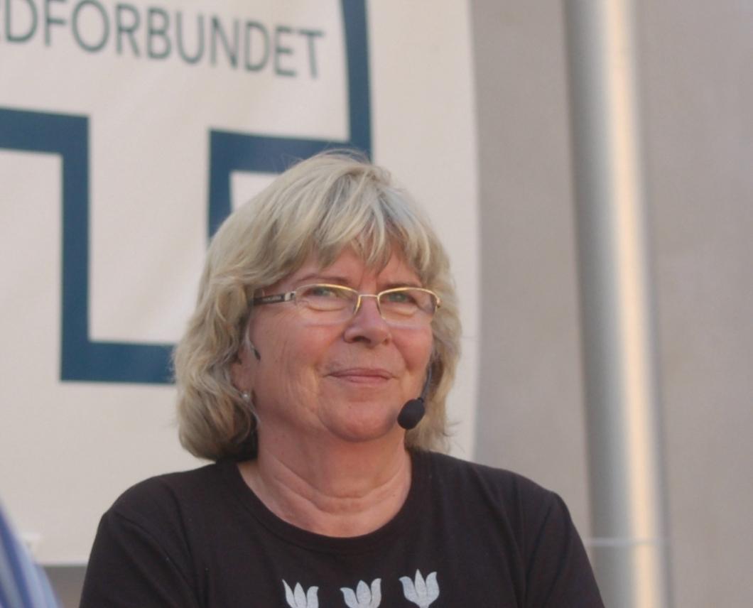 Bodil Jönsson vill ha forskning om äldres lärande