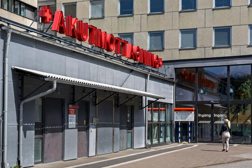 Fortsatt kaotiskt på akuten i Lund