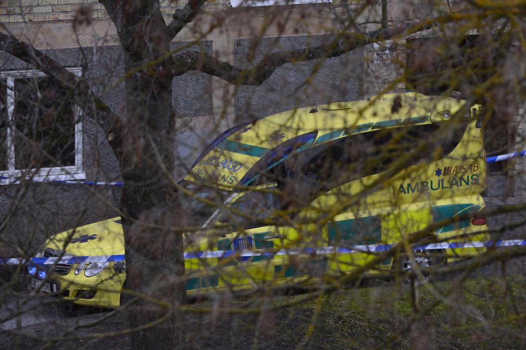 Polisen tog inte hotet mot ambulanspersonalen på allvar