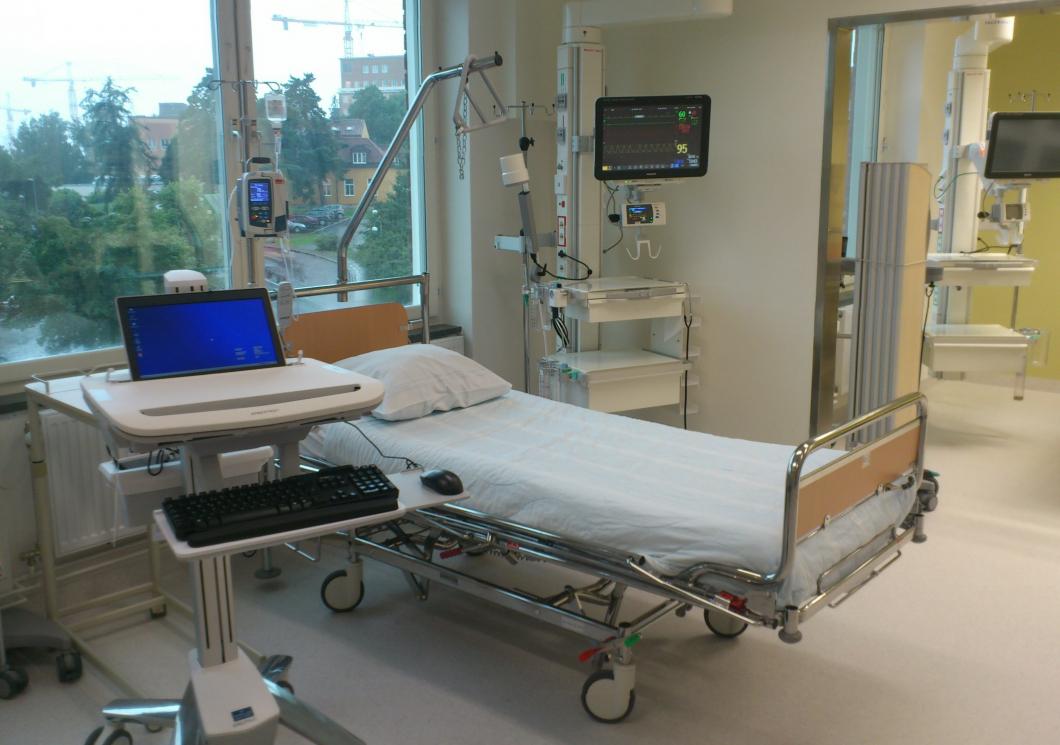 Ny neurologavdelning invigdes på Karolinska