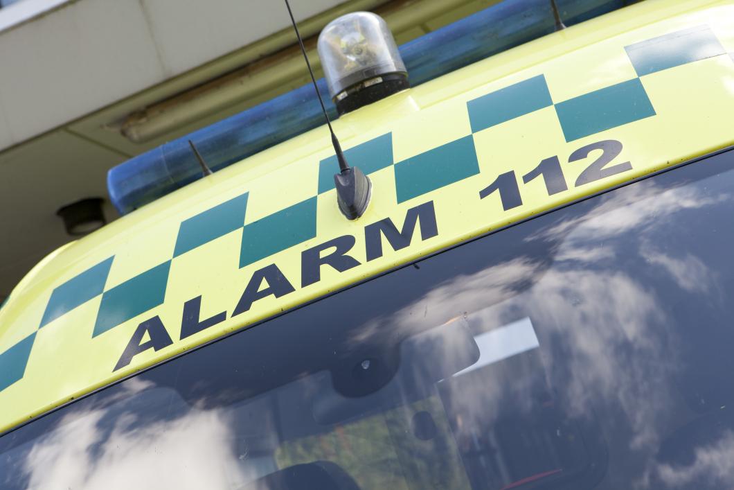 Kris på ambulanserna i Göteborg
