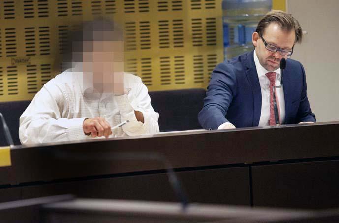 Emil-rättegången. SOS-sjuksköterskan pressades hårt av åklagaren