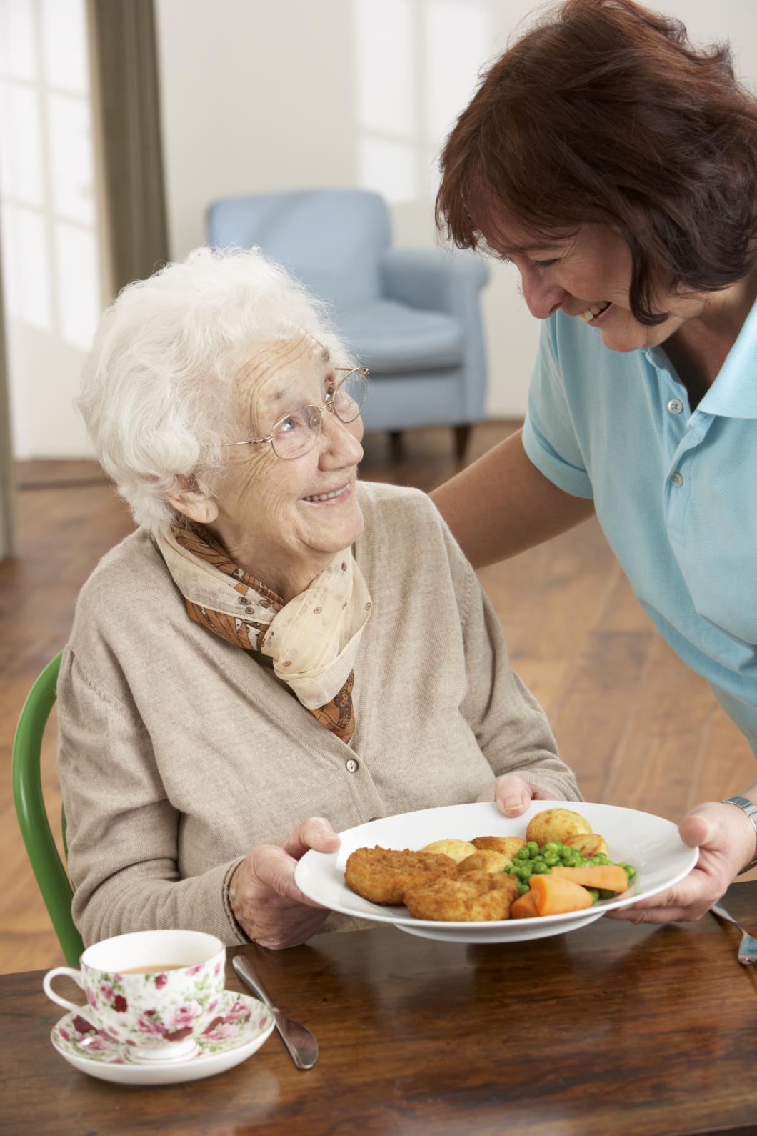 Undernärda äldre får inte den hjälp de behöver