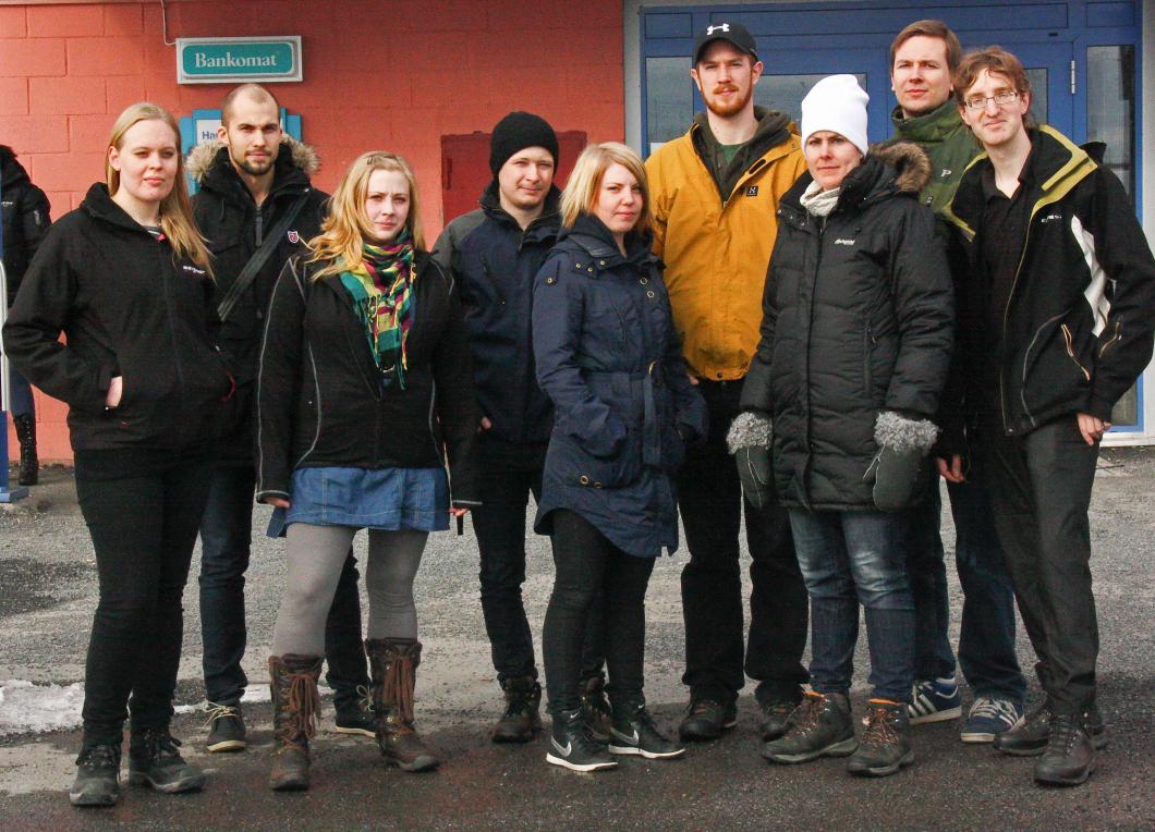 Sjuksköterskestudenterna i Luleå hakar på löneuppropet