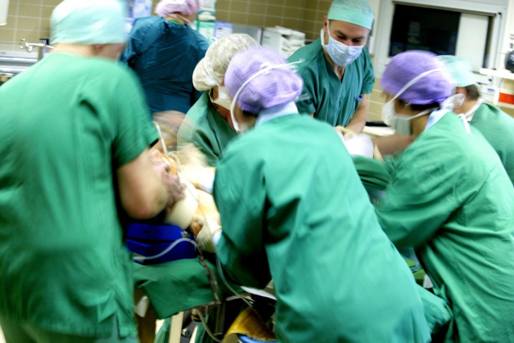 Mer tid åt patienterna med ny renare narkosutrustning