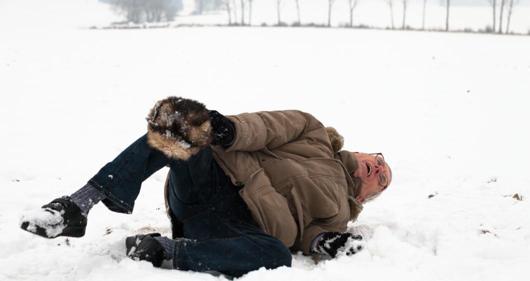Vårdpersonal ska utbildas i att förhindra fallolyckor