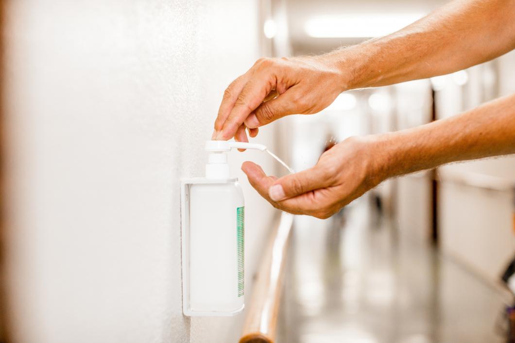 Utbrott av multiresistenta bakterier på sjukhus