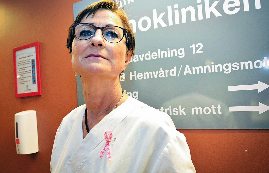 Nattarbetet kan ge dig bröstcancer
