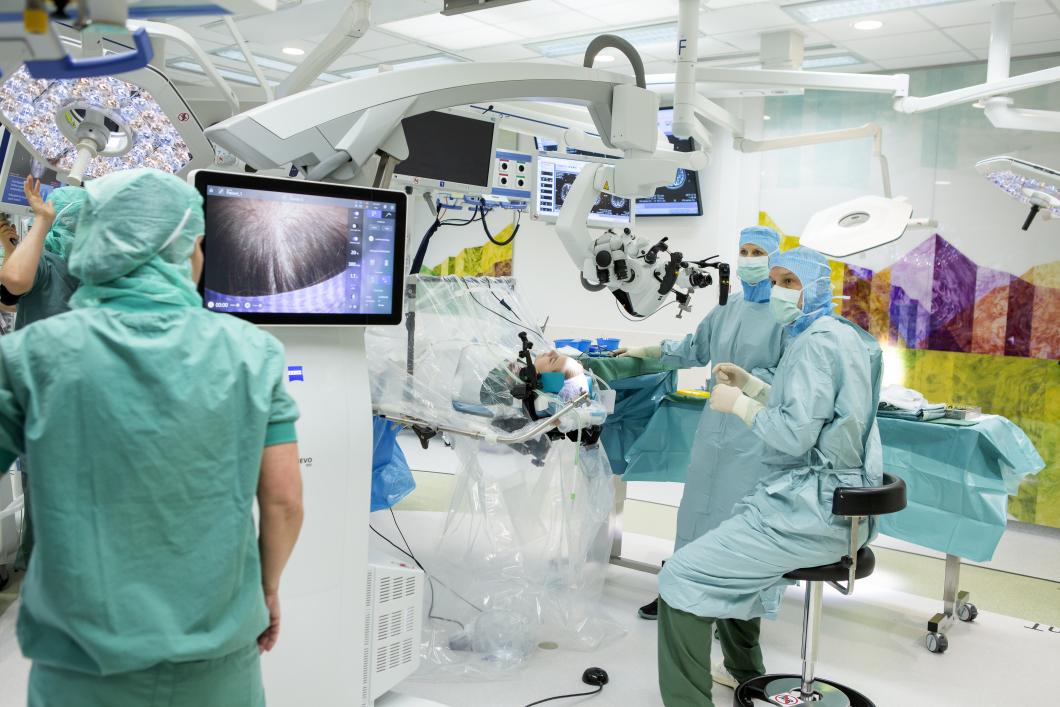 Ny kurs om vård i hybridsal