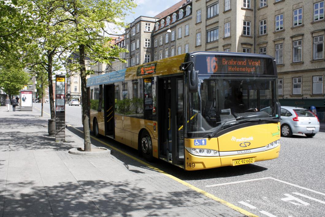 Pendlarbuss för personal mellan Lund och Malmö