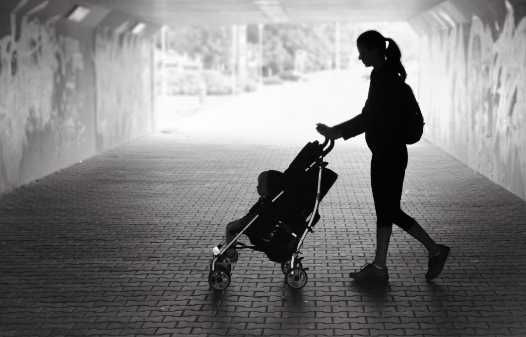 Förlossningsdepressioner blev värre med tiden
