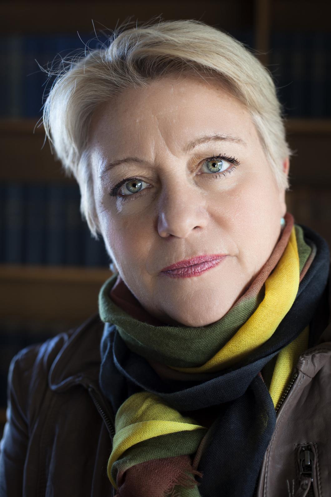 Sjuksköterskan Barbro Naroskyin blir ny sjukvårdsdirektör i Stockholm