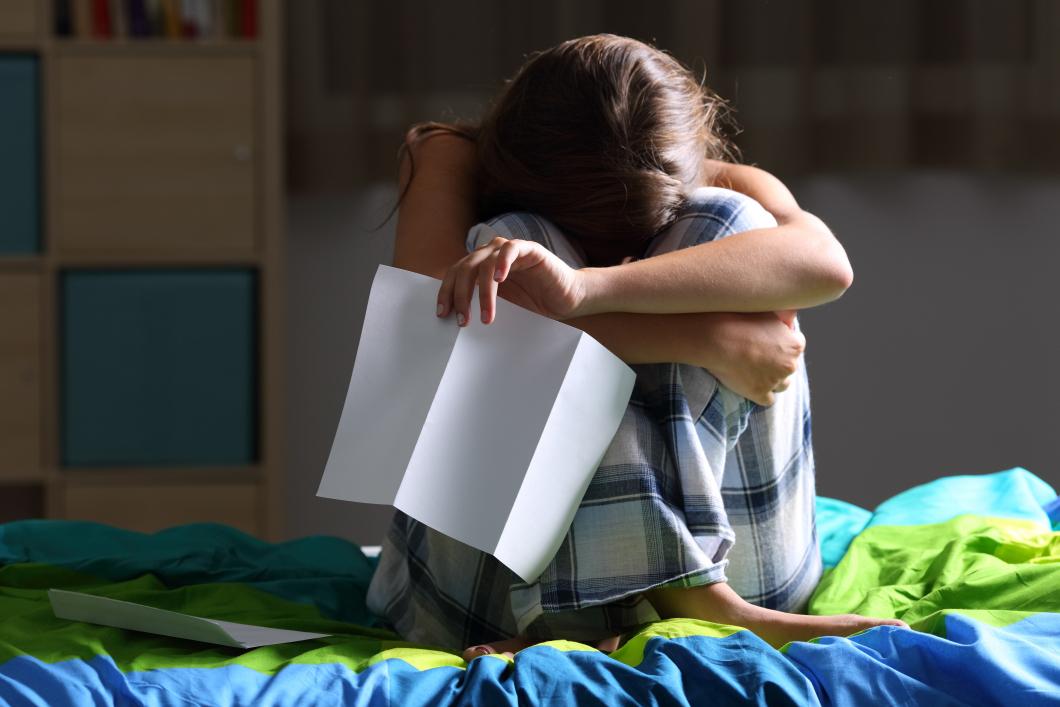 Barn med smärta riskerar sämre betyg