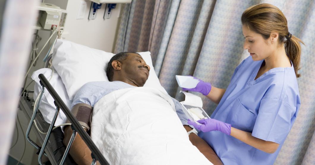 Sjuksköterskornas erfarenhet avgör hur snabbt patienterna kan skrivas ut