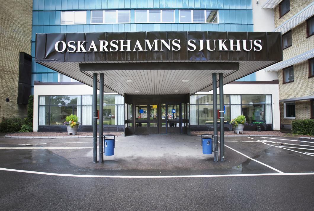 Minst 40 sjuksköterskor fattas i Oskarshamn