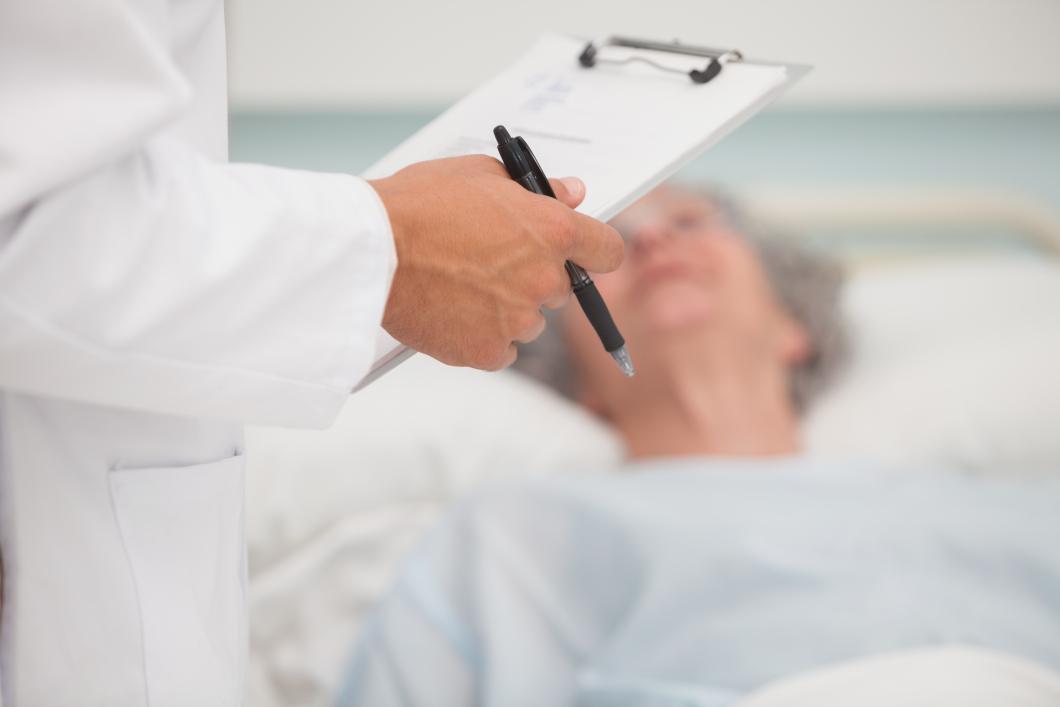Allt fler patienter vårdas på fel avdelningar