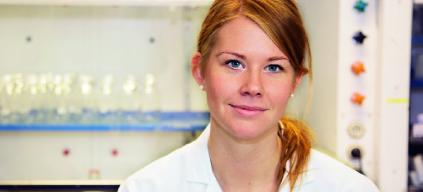 Månadens kollega. Jenny Eriksson