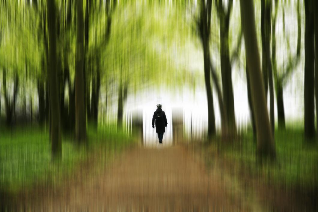 Svårare hindra personer med demens från att skada sig själva