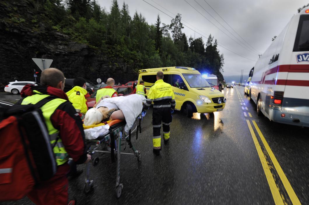 Brister i traumavården utanför storstäderna