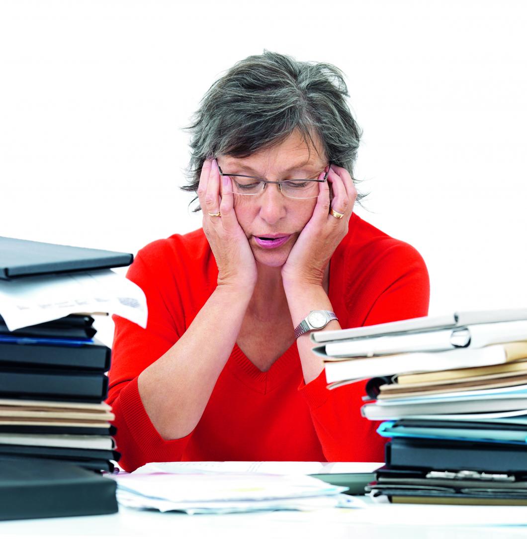 Hälsohormoner minskar vid stress