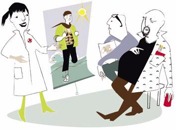 Förebygga ohälsa. Nya riktlinjer utmaning för vården