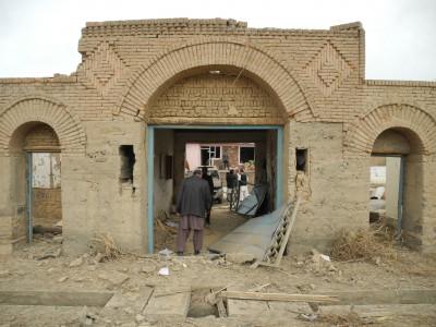 Afghanistan: Barnmorskeskolan öppnar i nya lokaler